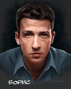 Boris Ryzhii