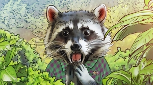 Storyboard. Racoon Adds 04