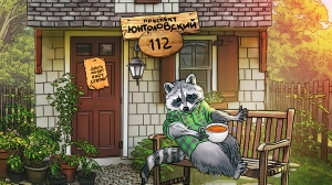 Storyboard. Racoon Adds 09